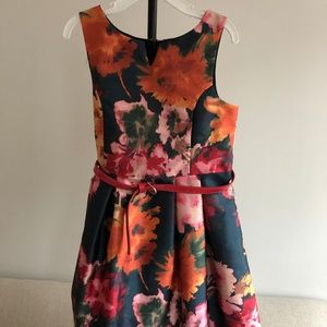 Pippa & Julie Girls Holiday Party Dress Size 7